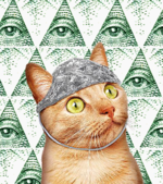 Cat in tinfoil hat.png