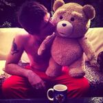 Liam Gallagher and Ted.