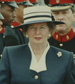 Thatcher reviews troops.png