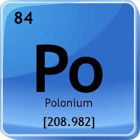 polonium dating